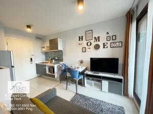 For RentCondoPhuket, Patong : Zcape 3 Condo for Rent Hot Deal