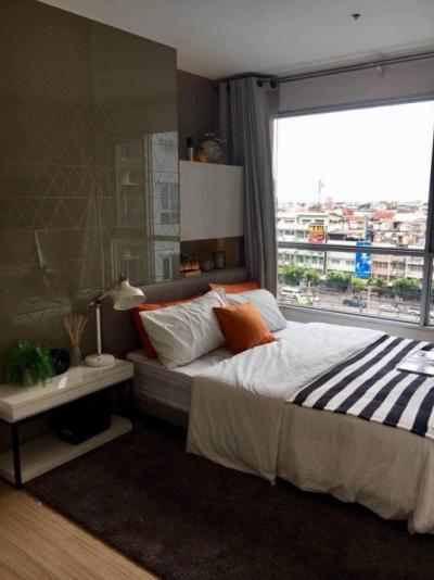 For RentCondoBang kae, Phetkasem : 🔥Condo for rent Fuse Sense' Bangkae 🔥