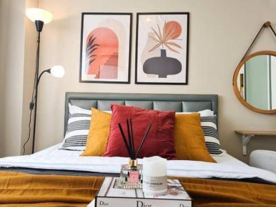 For SaleCondoNawamin, Ramindra : 🔥Selling Lumpini Ramintra-Nawamin🔥   1 bedroom 1 bathroom  Size 25.50 square meters