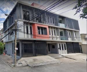 For RentShophouseRamkhamhaeng Nida, Seri Thai : RP107ให้เช่า  อาคารสำนักงาน 3 ชั้น 70 ตรว  พื้นที่ใช้สอย 510 ตรม ตกแต่งแล้ว นวมินทร์ 77