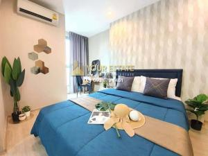For RentCondoSiam Paragon ,Chulalongkorn,Samyan : Available for rent, modern decoration room at Ideo Q Chula Samyan - 1 bedroom, 34 sq m., fully furnished and electrical appliances, ready to move in!
