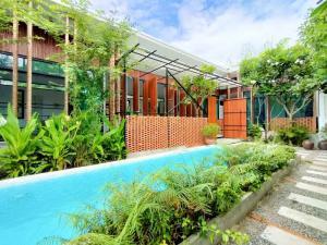 เช่าบ้านเชียงใหม่ : ให้เช่าบ้านหรูพูลวิลล่า Pool Villa ใกล้สนามบินเชียงใหม่