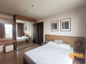For SaleCondoSathorn, Narathiwat : For Sale  Rhythm Sathorn  1 Bed , size 50 sq.m., Beautiful room, fully furnished.