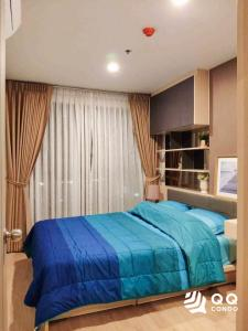 For RentCondoBangna, Lasalle, Bearing : For Rent Ideo O2 - 1Bed, size 33 sq.m., Beautiful room, fully furnished.