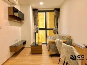 ขายคอนโดสุขุมวิท อโศก ทองหล่อ : ขาย Taka Haus Ekamai 12 - 1 ห้องนอน ขนาด 31 ตร.ม. พร้อมอยู่ เฟอร์ครบ  ใกล้ BTS เอกมัย