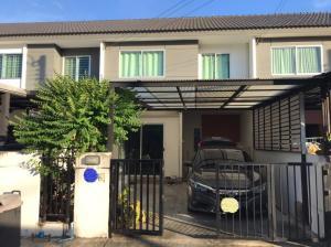For SaleTownhouseBang kae, Phetkasem : ขายทาวน์โฮม หมู่บ้านพฤกษา 84 ซอยเพชรเกษม 63 ทำเลดี พร้อมอยู่ ฟรีโอน