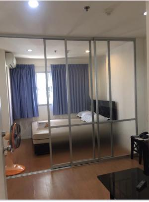 For RentCondoBangna, Lasalle, Bearing : NC-R841 🔥 Condo for rent at Lumpini Mega City Bangna, room size 23 sqm., floor 12A, fully furnished. complete electrical appliances Ready to move in!