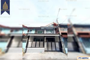 For SaleTownhouseBangbuathong, Sainoi : ทาวน์เฮ้าส์ พฤกษา 3 บางบัวทอง พร้อมอยู่