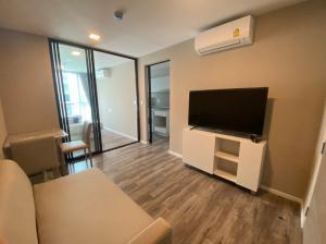 For RentCondoChengwatana, Muangthong : ให้เช่าคอนโดพร้อมอยู่ >>>ห้องใหม่ คอนโด  Atmoz แจ้งวัฒนะ คอนโดสไตล์รีสอร์ท ห้องใหม่กริ๊บ วิวสระ 1ห้องนอน 1 ห้องน้ำ ครัวแยก   ตกแต่งlสวย บิ้วอิน พร้อมเข้าอยู่ 11,000 บาท ราคาต่อรองได้