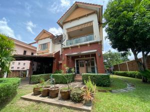 For SaleHouseBangbuathong, Sainoi : บ้านเดี่ยว 2 ชั้น 123 ตร.ว. หมู่บ้านพฤกษ์ภิรมย์ รีเจ้นท์ ปิ่นเกล้า-วงแหวนกาญจนาภิเษก