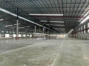 เช่าโกดังพัทยา บางแสน ชลบุรี ศรีราชา : ให้เช่าโรงงาน คลังสินค้า 10,000 ตร.ม. อ.บางละมุง ชลบุรี ติดท่าเรือแหลมฉบัง Factory for rent, 10,000 sq.m., Bang Lamung District, Chonburi, next to Laem Chabang Port