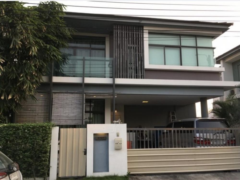For RentHousePattanakan, Srinakarin : ให้เช่าบ้านเดี่ยวเศรษฐสิริ กรุงเทพกรีฑา พระราม 9  กรุงเทพกรีฑา ซ.7 ถนน กรุงเทพกรีฑา