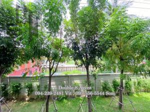 For RentCondoBangbuathong, Sainoi : SS 218 #ให้เช่าพลัมคอนโดบางใหญ่สเตชั่น ขนาด 23 ตร.ม  ตึก D ชั้น 2  #ราคาถูก  #ห้องสวย
