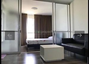 For RentCondoRangsit, Thammasat, Patumtani : Condo for rent, D Condo Campus Dome - Rangsit, price 8500 baht, ready to make a contract or place a reservation, 5th floor, Building C, size 32 sqm., Phase 1, fully furnished. complete electrical appliances There is a washing machine