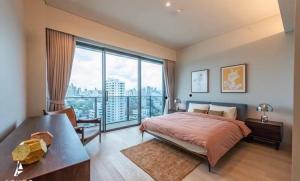 For RentCondoSukhumvit, Asoke, Thonglor : เช่าคอนโดทองหล่อ  Tela Thonglor Condo , 2 Bed 2 Bath , 111 sqm , Floor 15