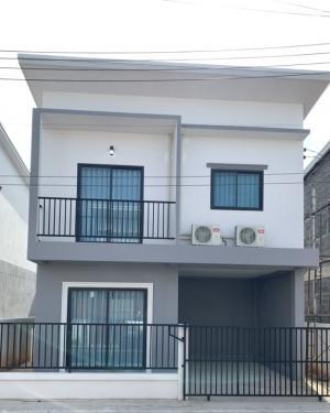 ขายบ้านมีนบุรี-ร่มเกล้า : บ้านเดี่ยวมือหนึ่ง 25 ตารางวา