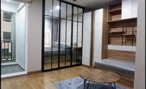 For RentCondoOnnut, Udomsuk : ให้เช่าคอนโด Regent Home สุขุมวิท 81ใกล้ BTS อ่อนนุช 28 ตรม. ห้องริม อาคาร A ชั้น 5 7,500 บาท