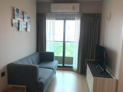 เช่าคอนโดพระราม 9 เพชรบุรีตัดใหม่ : ให้เช่าคอนโด 2ห้องนอน Lumpini Suite เพชรบุรี-มักกะสัน ใกล้ MRT เพชรบุรี