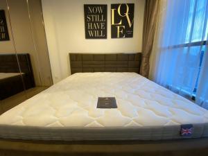 For RentCondoOnnut, Udomsuk : For rent ! Life sukhumvit 48 (ไลฟ์ สุขุมวิท 48) BTS พระโขนง 1 bed 30 ตร.ม ชั้นสูง 25 ราคา 16,000 บาท/เดือน ทิศเหนือ วิวสระ