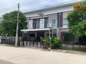 For SaleTownhouseRangsit, Patumtani : ขายทาวน์โฮมพร้อมอยู่ โครงการเดอะทรัสต์ คลอง 1 (รังสิต)