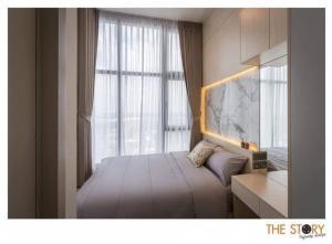 เช่าคอนโดอ่อนนุช อุดมสุข : 🔥🔥🔥For Rent The Line สุขุมวิท 101🏬 One Bed ห้องสวย✨แต่ครบ‼️ วิวแม่น้ำบางกระเจ้า🔷 @JST Property.