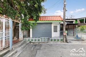 For SaleTownhouseBang Sue, Wong Sawang : ทาวน์โฮม 2 ชั้น หมู่บ้านประชานิเวศน์ 3 ติวานนท์ (ซ.สามัคคี) แต่งใหม่พร้อมอยู่