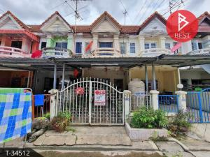 For SaleTownhouseBang kae, Phetkasem : ขายทาวน์เฮ้าส์ หมู่บ้านพร้อมชัย เพชรเกษม 69 กรุงเทพมหานคร