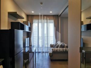 For RentCondoSukhumvit, Asoke, Thonglor : 🚨 Beautiful room, high floor, very good price, Asthon Asoke, rent only 18,000 baht/month