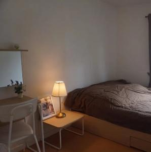 ขายคอนโดบางนา แบริ่ง : ขาย Icondo สุขุมวิท 105  ห้องแต่งครบ วิวสวน พร้อมอยู่ รวมเครื่องใช้ไฟฟ้า (S2332)