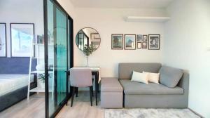 เช่าคอนโดพระราม 9 เพชรบุรีตัดใหม่ : Rise Rama9 ห้องสวยสบายตา ย่านพระราม9 ใกล้ทางด่วนศรีรัช 🔥 For Rent 🔥