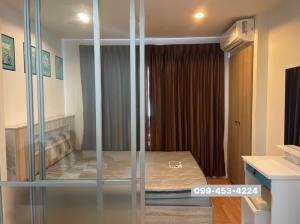 For RentCondoOnnut, Udomsuk : Best price💥 Lumpini Ville Onnut 46, near BTS Onnut, 1 br., furnished, corner unit, ready to move in!!