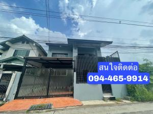 For SaleHouseRatchadapisek, Huaikwang, Suttisan : ขายบ้านเดี่ยว2ชั้น ทำเลดีมาก รัชดาภิเษก 42 แยก 4 และแยก 4-1 (ตัวบ้านสามารถเข้าได้ทั้ง 2 ซอย ติดถนนทั้ง 2 ฝั่ง) 💥💥