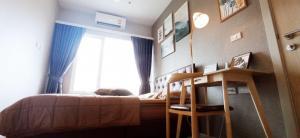 For RentCondoBang Sue, Wong Sawang : Condo for rent Amber by Eastern Star, next to MRT Yaek Tiwanon.
