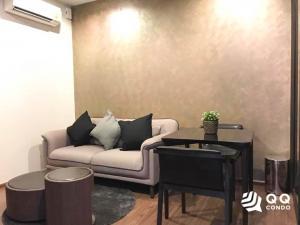 เช่าคอนโดอ่อนนุช อุดมสุข : ให้เช่า The Line Sukhumvit 71 - 1 ห้องนอน ขนาด 30 ตร.ม. ห้องสวย ใกล้ BTS พระโขนง