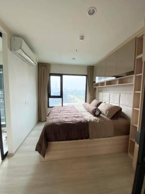 For RentCondoRama9, RCA, Petchaburi : for rent Life asoke 1 bed 20,000/month