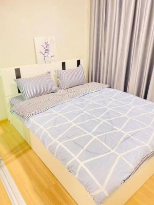 For RentCondoChengwatana, Muangthong : 🏡ให้เช่า พลัมคอนโด มิกซ์ แจ้งวัฒนะ🏢เฟส 4 ชั้น 2 ตึก C แบบ 1 นอน 1น้ำ 1นั่งเล่น#ขนาด  23 ตรม. 🌸เฟอร์นิเจอร์ Index ทั้งห้อง ⚡️เครื่องใช้ไฟฟ้าครบ