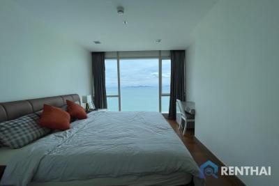 For SaleCondoPattaya, Bangsaen, Chonburi : For sale condo 1 bedroom at The Palm