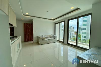 For SaleCondoPattaya, Bangsaen, Chonburi : For sale condo 2 bedrooms at Arcadia Beach Resort