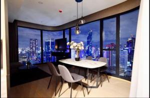 เช่าคอนโดสยาม จุฬา สามย่าน : B142 Ashton Chula-Silom sale and rent.