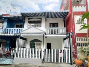 For SaleTownhouseRathburana, Suksawat : ขายบ้านสวย น่าอยู่ ม.วิเศรษสุขนคร 18ประชาอุทิศ 79