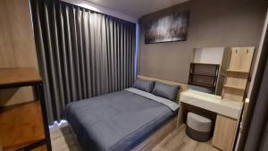 For RentCondoBang Sue, Wong Sawang : SR77-00011  THE LINE วงศ์สว่าง (วิวเมืองรถไฟฟ้า) ห้องสวยพร้อมอยู่