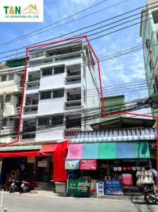 ขายขายเซ้งกิจการ (โรงแรม หอพัก อพาร์ตเมนต์)รัชดา ห้วยขวาง : อพาร์ทเม้นท์ 4 ชั้นครึ่ง ซอยประชาราษฎร์ บำเพ็ญ 11