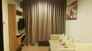 For RentCondoSathorn, Narathiwat : คอนโดให้เช่า Rhythm Sathorn  BA21_07_132_02 ห้องสวย เครื่องใช้ไฟฟ้าครบ ราคา 18,499 บาท