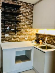 ขายคอนโดรัชดา ห้วยขวาง : Concept: Eco Loft  & Natural  สไตล์ลอฟท์ loft style coffee