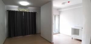 ขายคอนโดรัตนาธิเบศร์ สนามบินน้ำ พระนั่งเกล้า : ขายพลัมคอนโดสามัคคี ห้องสวย ทำเลดี ตึก D ชั้น 6 ฟรีแอร์+เคาน์เตอร์ครัว