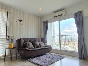 For SaleCondoBang Sue, Wong Sawang : Condo The Key Prachachuen @Dhurakij Pundit University 1 Bedroom 11th floor Clear View, Corner Unit, Fully furnished
