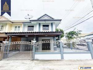 For SaleTownhouseBangbuathong, Sainoi : ทาวน์เฮ้าส์ พฤกษา 30 หลังมุม บ้านกล้วย ไทรน้อย บางบัวทอง