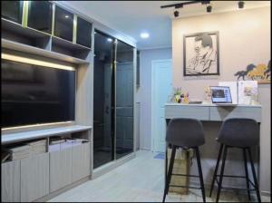 เช่าคอนโดอ่อนนุช อุดมสุข : Regent Home 97/1 ให้เช่า 1 ห้องนอน 28 ตร.ม. ชั้น 2 วิวสระว่ายน้ำ สวยมาก พร้อมอยู่ใกล้ BTS บางจาก