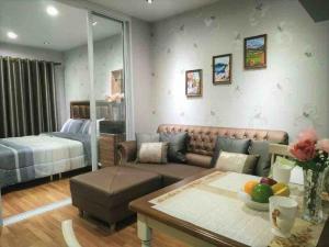 เช่าคอนโดอ่อนนุช อุดมสุข : Regent Home 97/1 ให้เช่า 1 ห้องนอน 28 ตร.ม. ชั้น 7 วิวสระว่ายน้ำ พร้อมอยู่ใกล้ BTS บางจาก