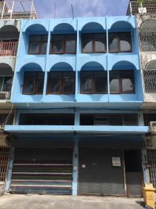 For SaleShophousePinklao, Charansanitwong : ขาย ตึกแถว บ้านมือสอง ซอยจรัญสนิทวงศ์ 68  พื้นที่ 32.ุ60  ตรว.  3 ชั้น